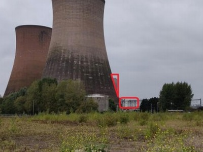 Steel structures to be demolished at Rugeley Power Station next week