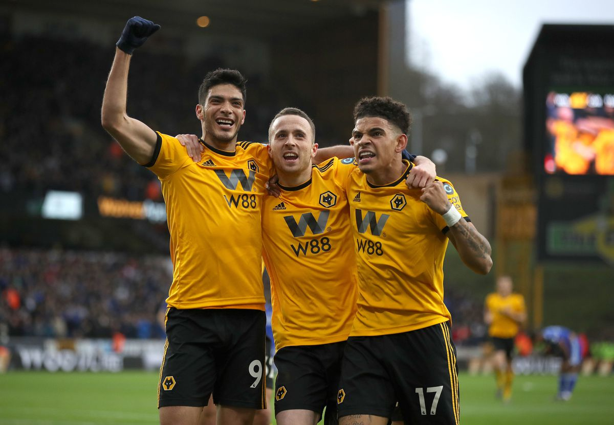 Wolves coasted to victory over Cardiff