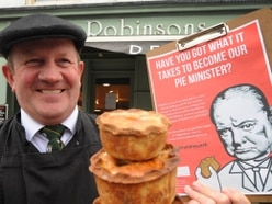 Competition to find Wolverhampton's first 'Pie Minister'