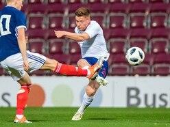 Harvey Barnes: England U21s will help me grow