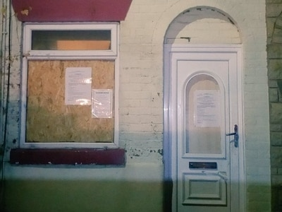 Stone house closed down after 50 drug dealing and anti-social behaviour incidents