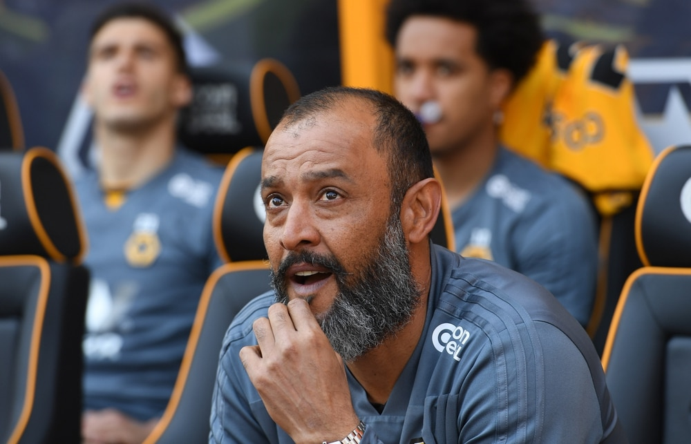 Nuno: Europe would not change Wolves' spending plan