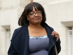 Diabetes was 'out of control' during election campaign, reveals Diane Abbott