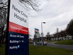 Parking charges coming to congested New Cross Hospital streets