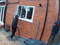 Burglars caught on CCTV still on run after Netherton break-in