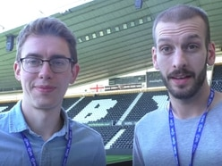 Derby County 1 West Brom 1: Matt Wilson and Luke Hatfield analyse draw - VIDEO