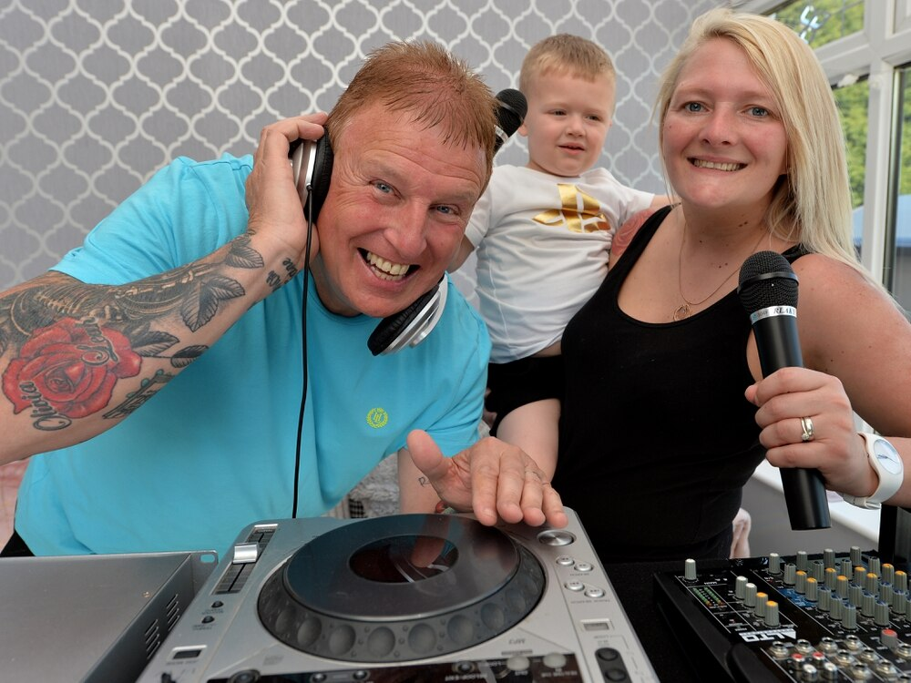 DJ Gary Brummie planning more NHS fundraisers on Facebook Live