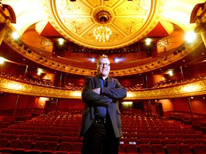 Adrian Jackson from the Grand Theatre