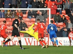 Walsall 1 Rochdale 2 - Report and pictures