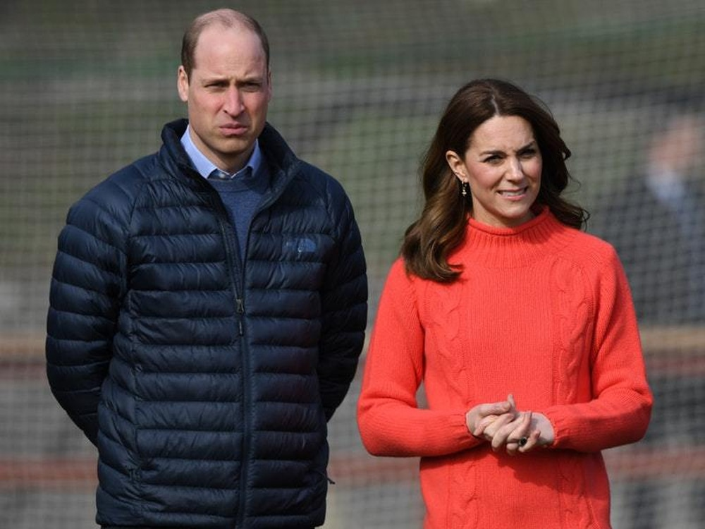 Kate Middleton seen without engagement ring during coronavirus pandemic