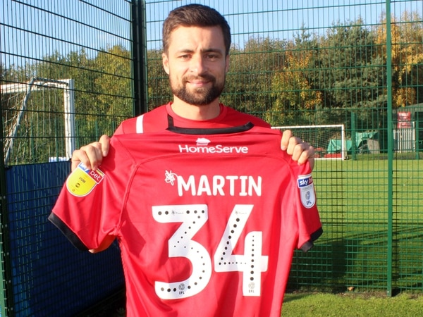 Walsall sign Russell Martin as player-coach