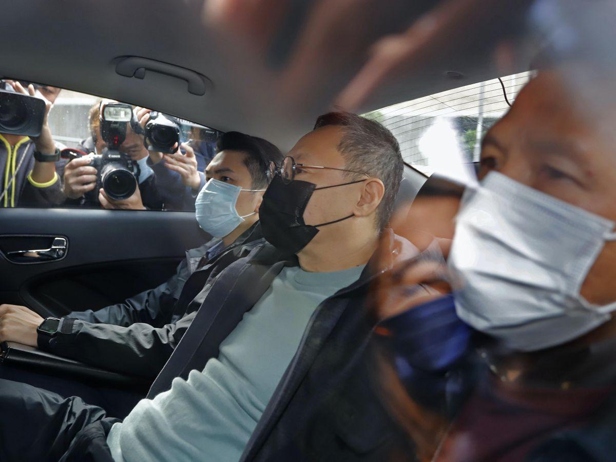Dozens of Hong Kong pro-democracy figures arrested