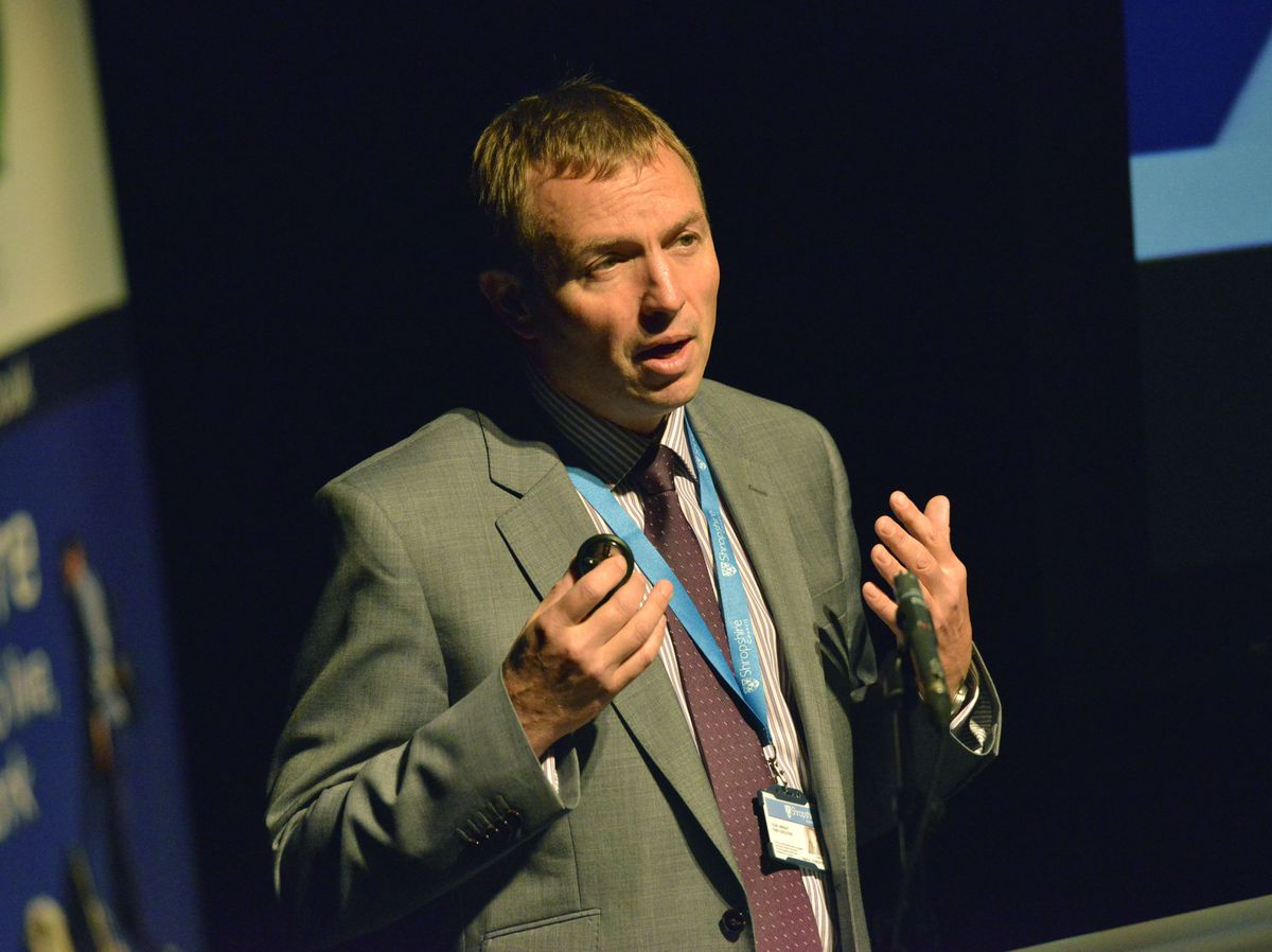 Clive Wright urged people to follow guidance
