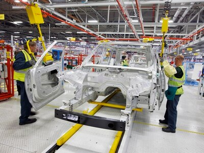 JLR requests £1 billion Government support package - reports