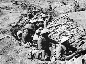 We owe so much to fallen war heroes