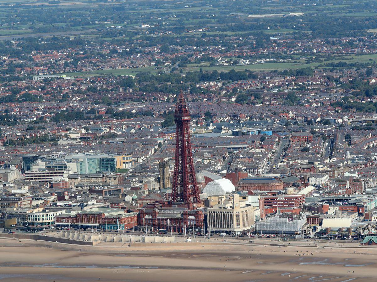 Blackpool stock
