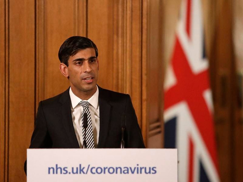 Chancellor Rishi Sunak announces £330bn fund for business loans during coronavirus outbreak