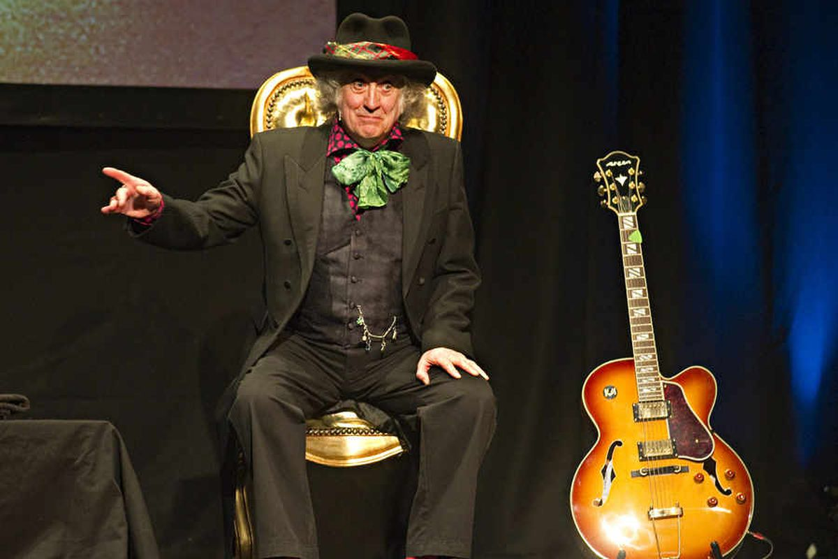 Slade's Noddy Holder to be given freedom of Walsall