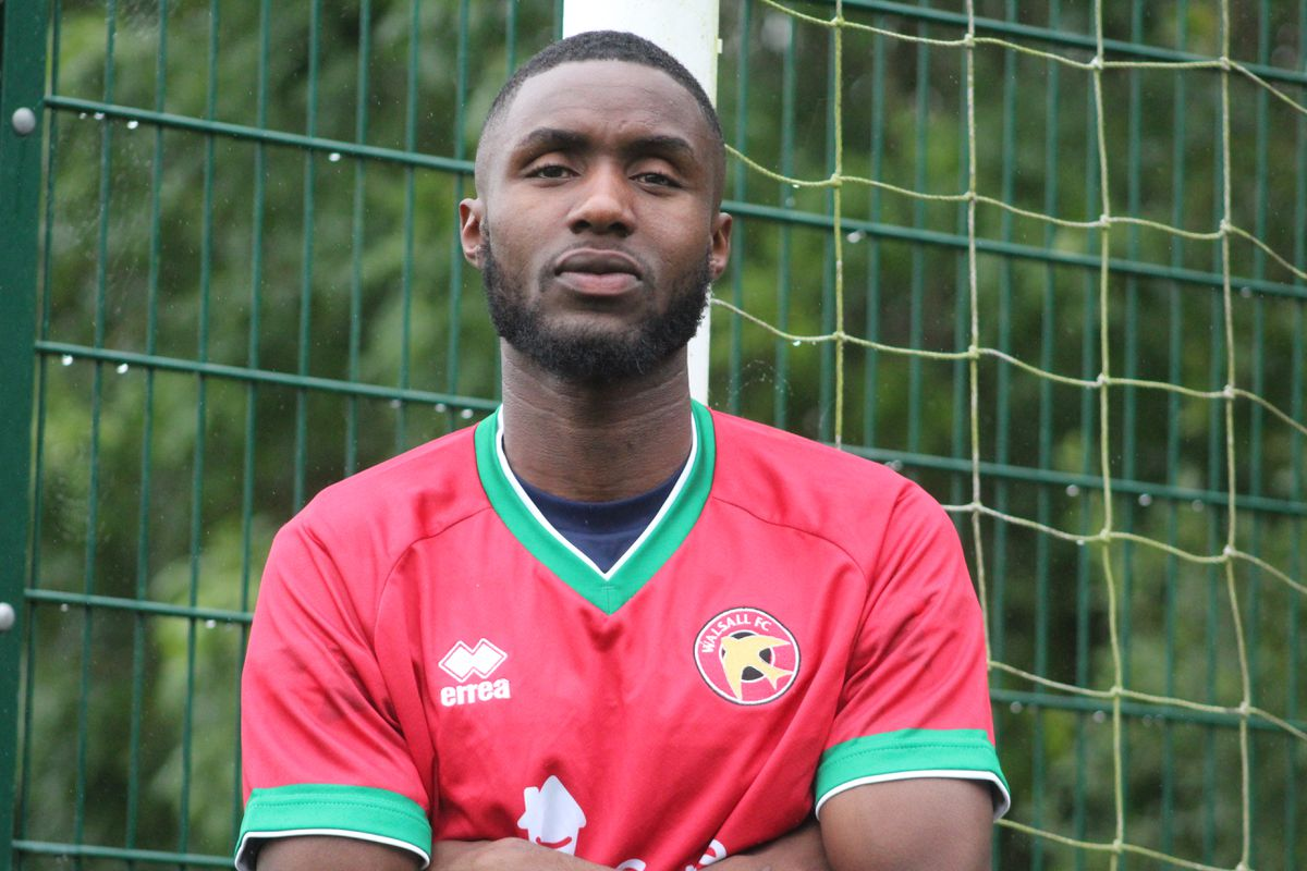 Osadebe Delighted to extend his Saddlers stay.