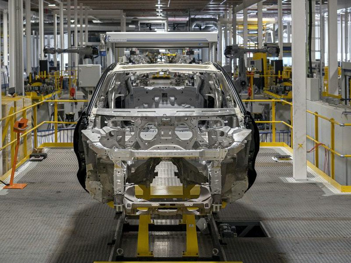 Aston Martin To Reopen South Wales Factory Express Star