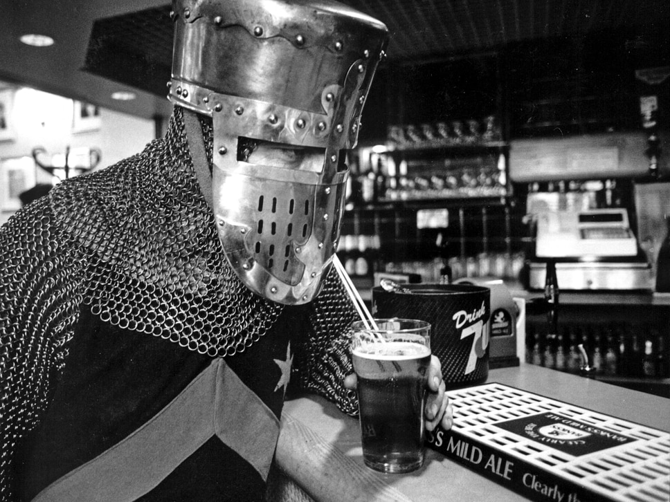 Wolverhampton Grand at 125: Black Knight is a straw man!