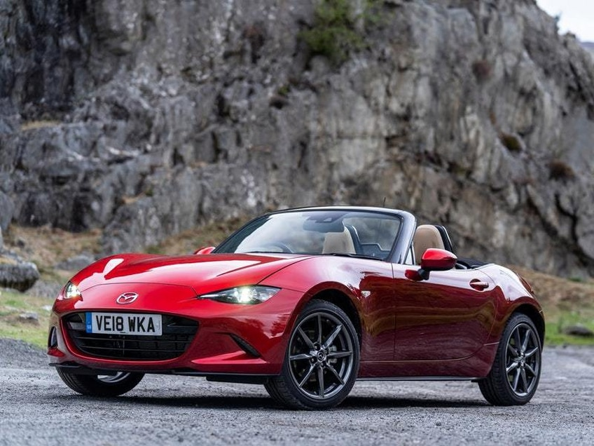 First Drive: More power brings the Mazda MX-5 to a new level