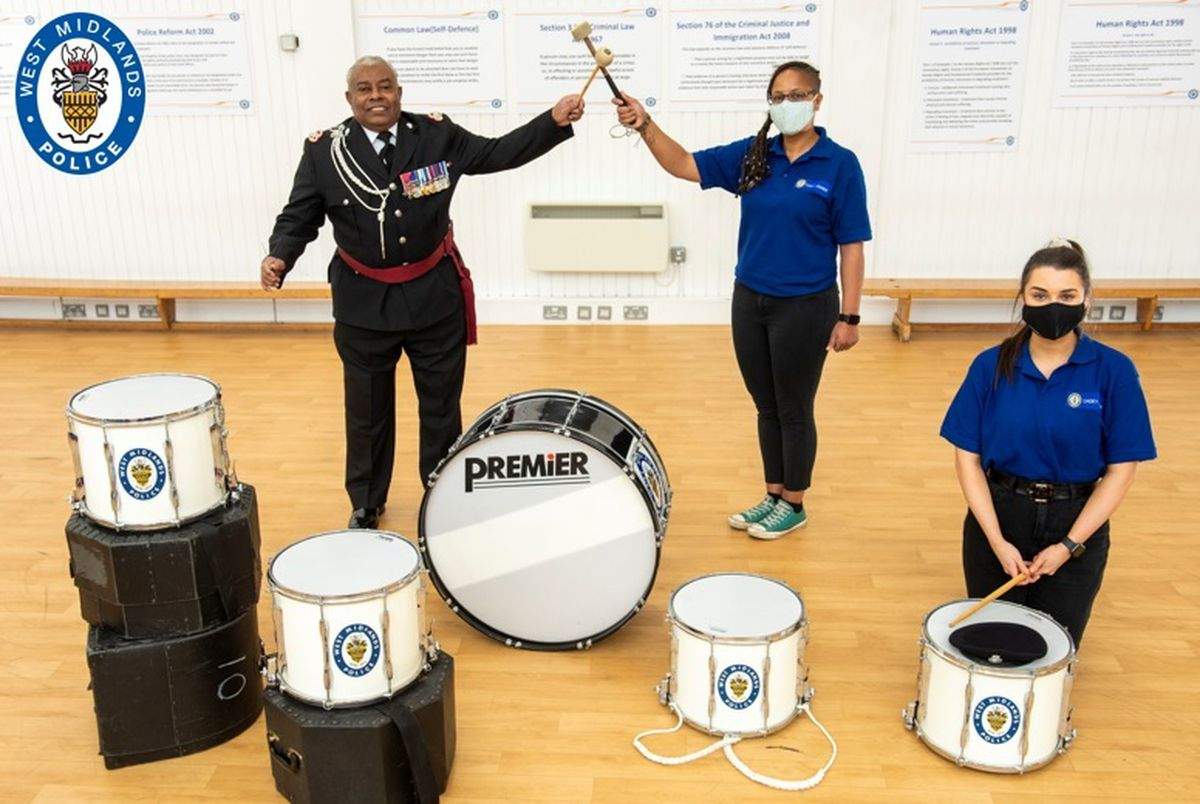 Cadet Corps of Drums
