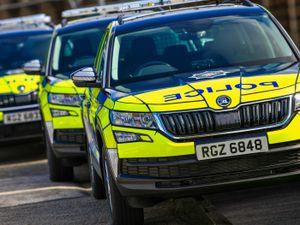 Skoda Police vehicles