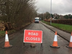 Great Barr motorists warned as Chapel Lane closed for roadworks