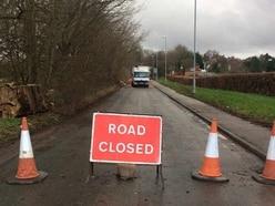 Great Barr motorists warned as Chapel Lane closed for roadworks