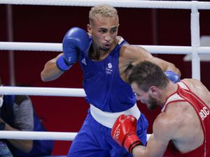 Ben Whittaker will be boxing for gold in Tokyo after he beat Imam Khataev in the semi final