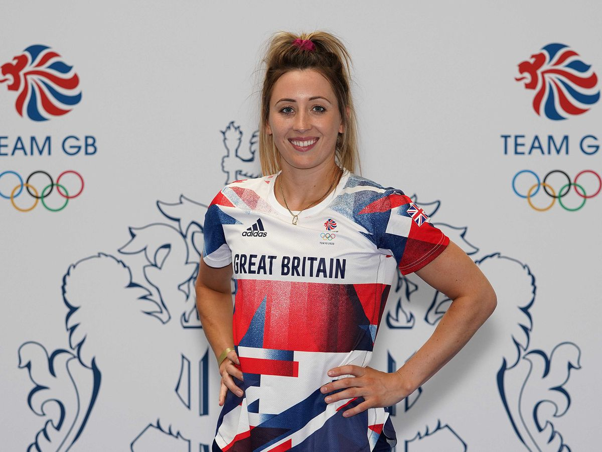 Jade Jones is going in search of an unprecedented third Olympic gold in taekwondo (Martin Rickett/PA)