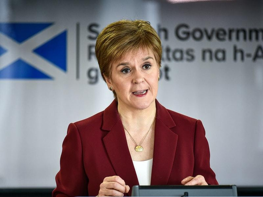 Claims England given priority for PPE over Scotland branded 'rubbish'