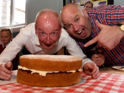 Entries call for 'bake off' contest
