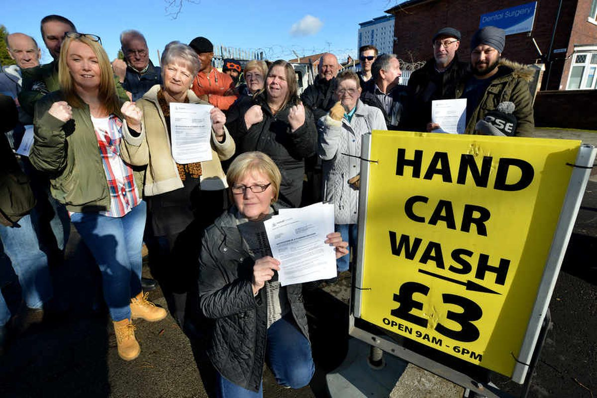 Anger over noise and nuisance as car wash defies council ban