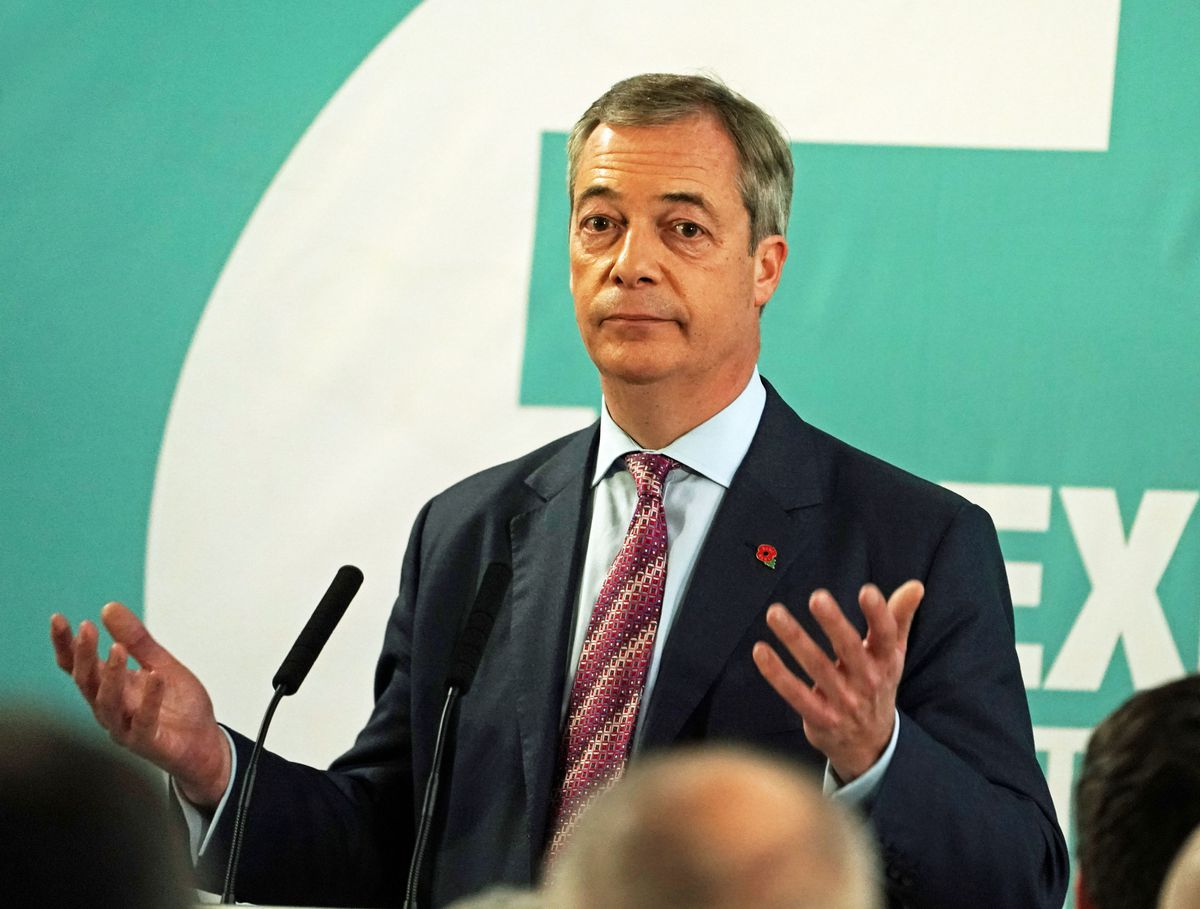 Is Nigel Farage losing his touch?