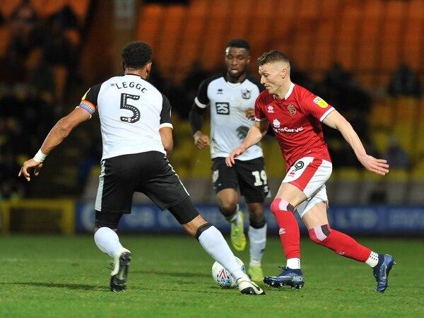 Port Vale 0 Walsall 1 - Match highlights