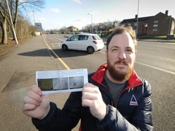 The 'unavoidable' bus lane? Driver's fury over fine