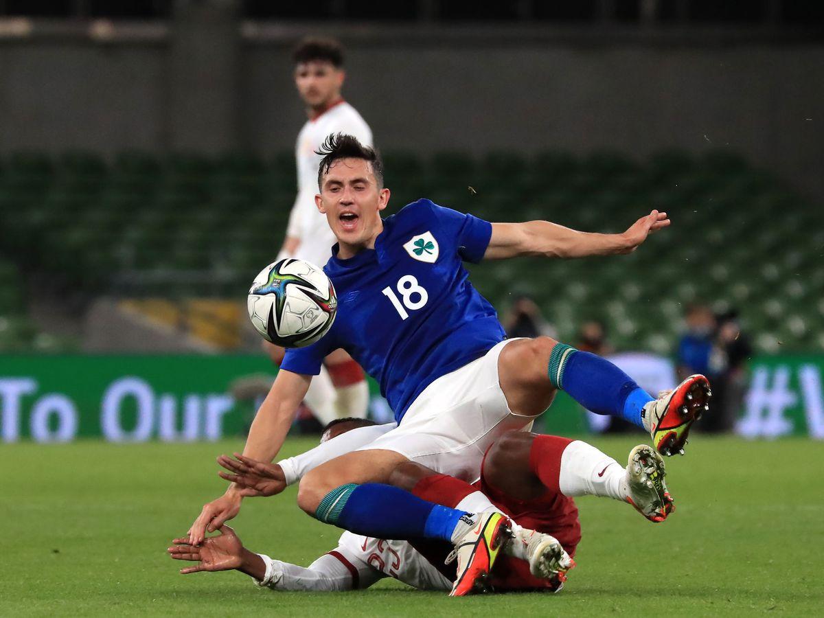 Republic of Ireland midfielder Jamie McGrath has enjoyed a rapid rise