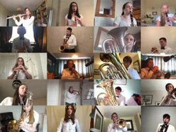 WATCH: Talented young musicians perform virtual show