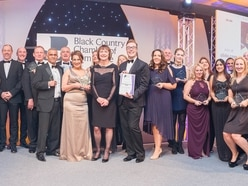 Best in the Black Country hailed at Chamber of Commerce awards night