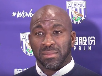 WATCH: Darren Moore's West Brom press conference - IN FULL