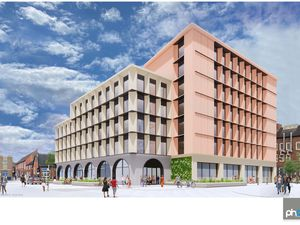 How the Eastgate redevelopment could look.