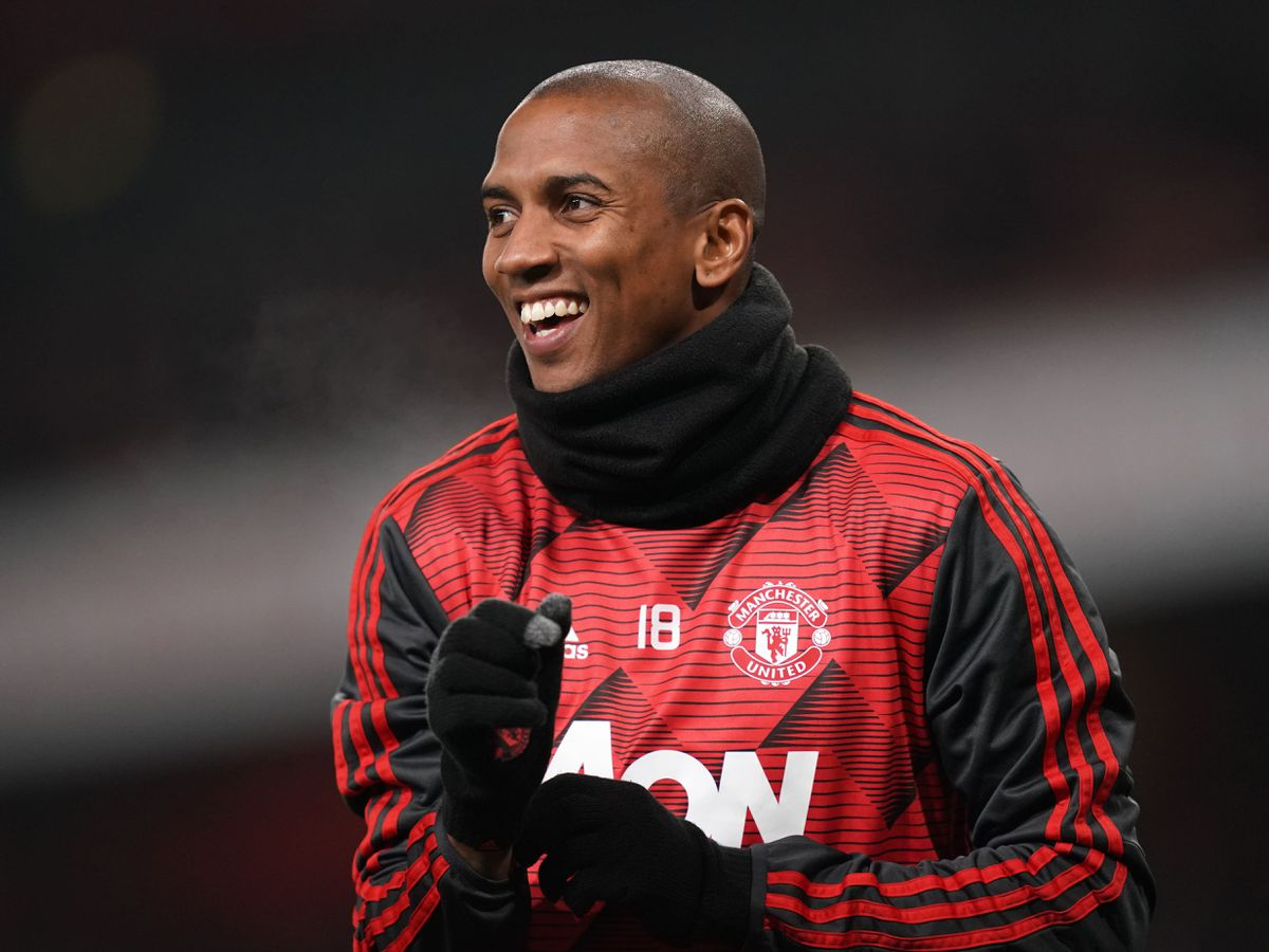 Ashley Young previously played for Aston Villa between 2007 and 2011 before joining Manchester United