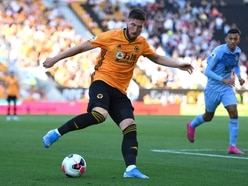 Wolves' Matt Doherty not 100 per cent yet