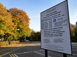 £17k paid out in car parking fines at Sandwell Valley
