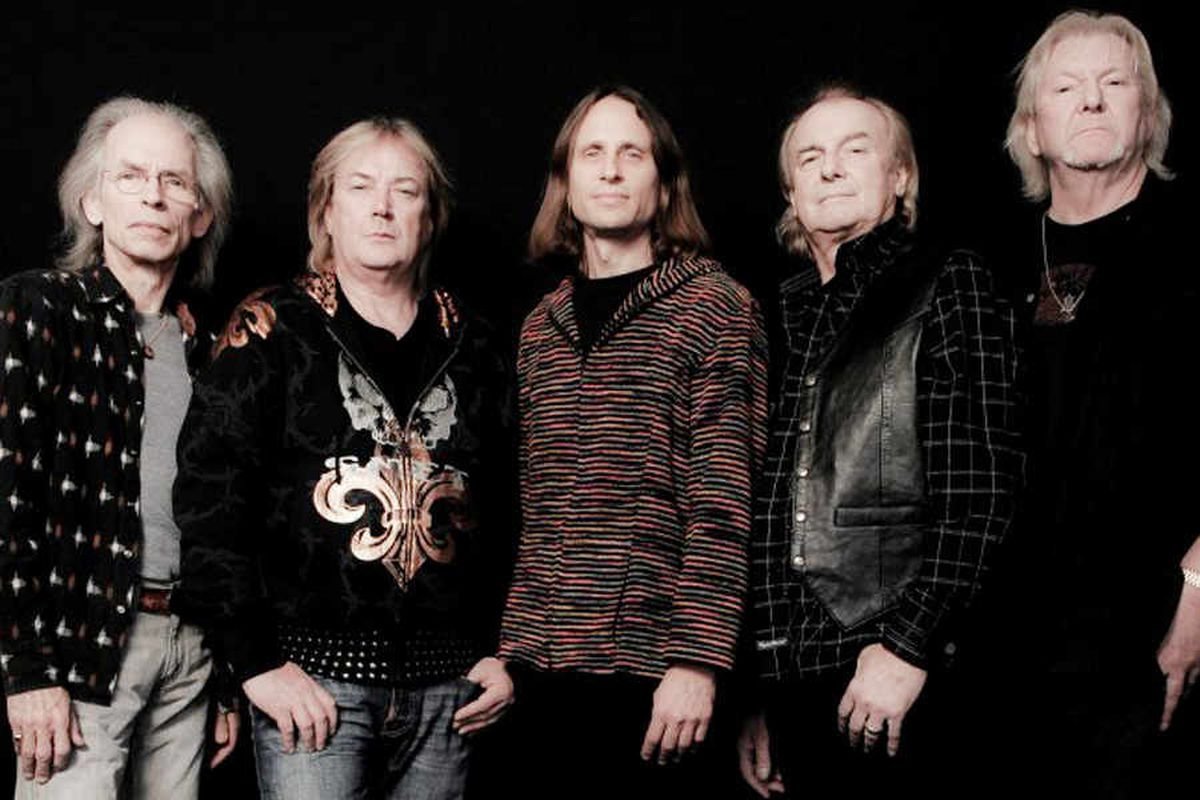 Yes to play three classic albums at Birmingham Symphony Hall