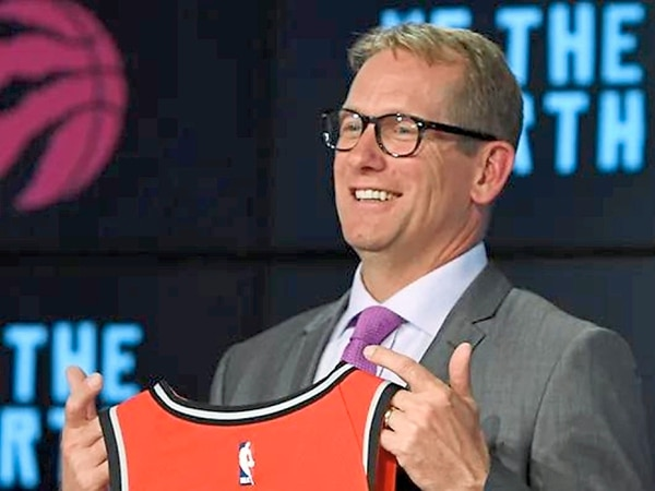Nick Nurse honed Toronto's NBA remedy with the Bullets