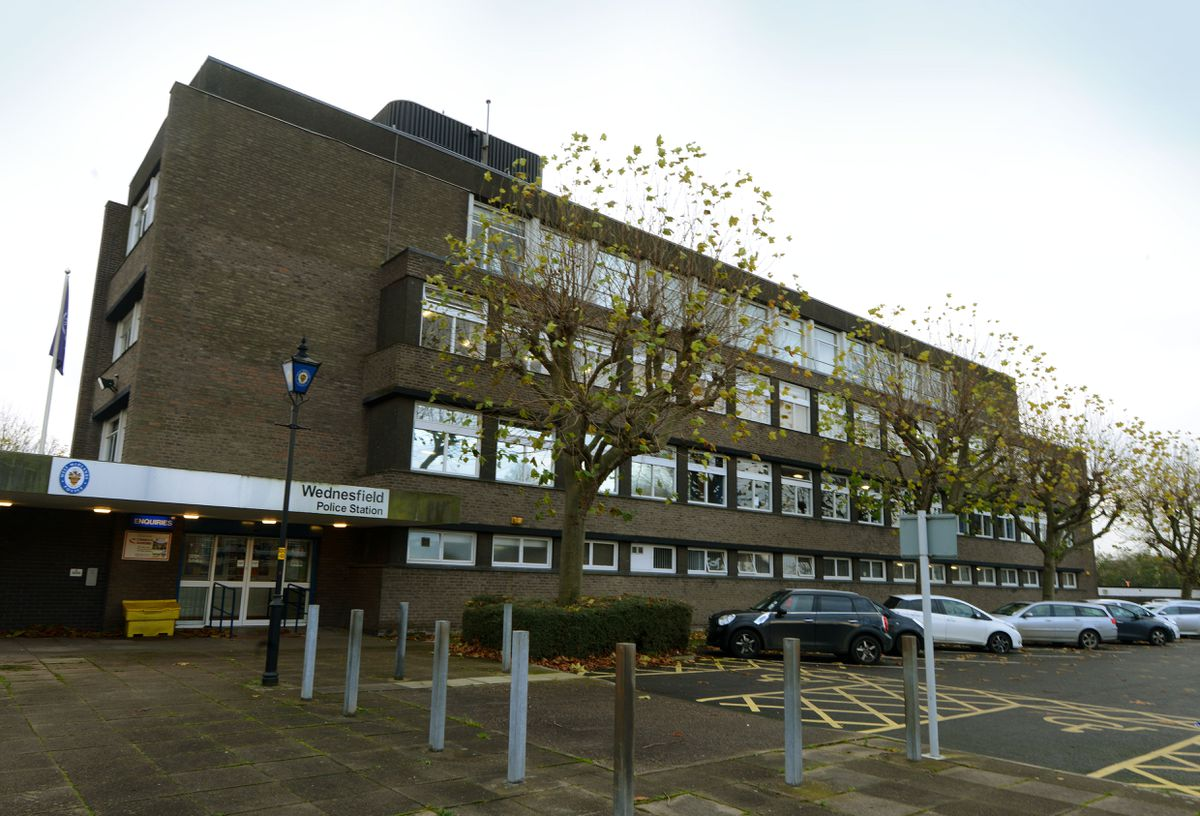 Wednesfield Police Station is due to close next year