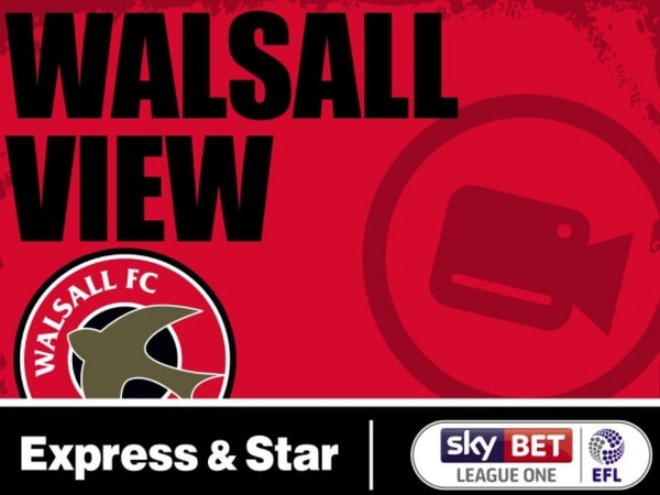 Blackpool v Walsall: Joe Masi preview - WATCH